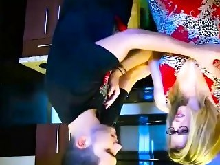 Big Boobs Stepmom Lets to stuff her Stepson To Come I